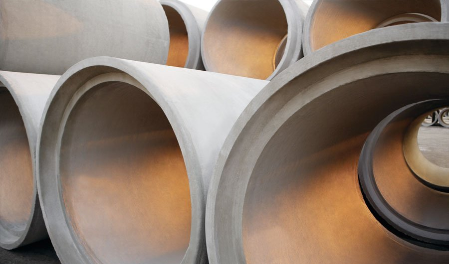 Reinforced Concrete Pipe Sanitary Application